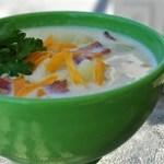 Creamy Potato Leek Soup II