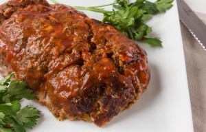 Healthy Choices with Low Carb Meatloaf
