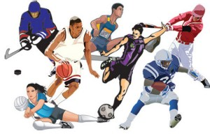 athletes-collage