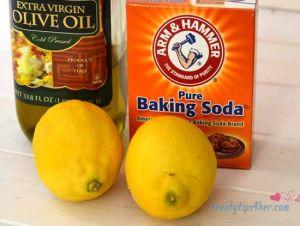 baking-soda-oil-lemons-for-calluses