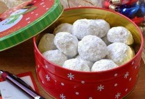 Toffee Snowballs