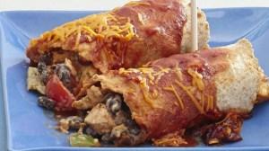 healthy-chicken-enchiladas