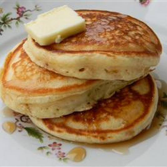 Old Fashion Pancakes