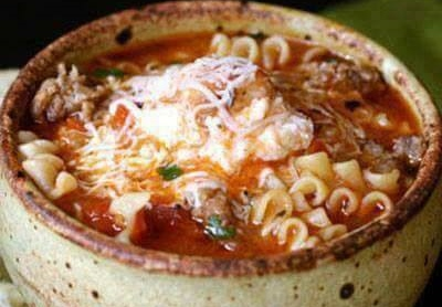 Lasagna Soup Recipe!