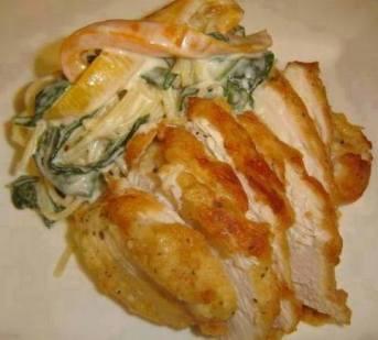 Olive Garden Tuschany Chicken