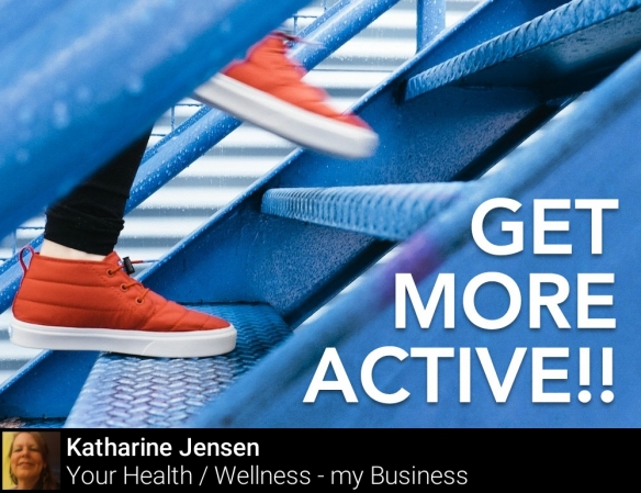 Get more active -Intro