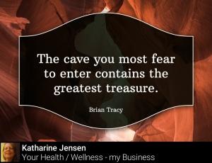 The cave you most fear to enter