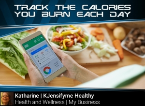 Tip #5 Track the Calories you Burn each day