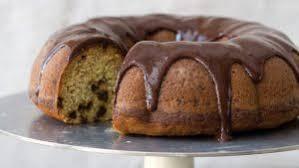 Paleo Eats:  Banana Bundt Cake