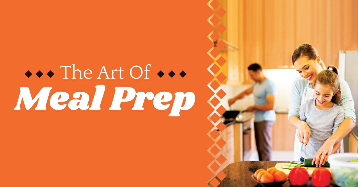 The Art of Meal Prep!