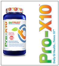 Free Bottle Probiotic