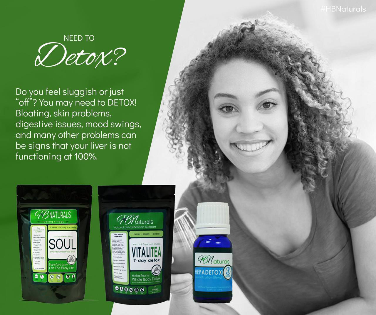 Needing to Detox?