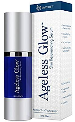 Ageless Glow:  Face-lift in a Bottle