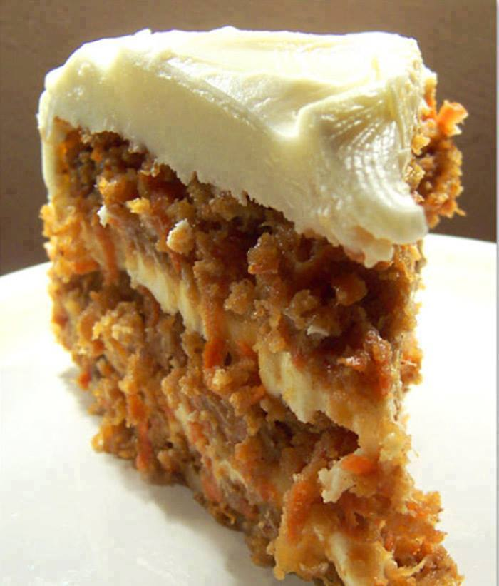 Best Carrot Cake Ever!