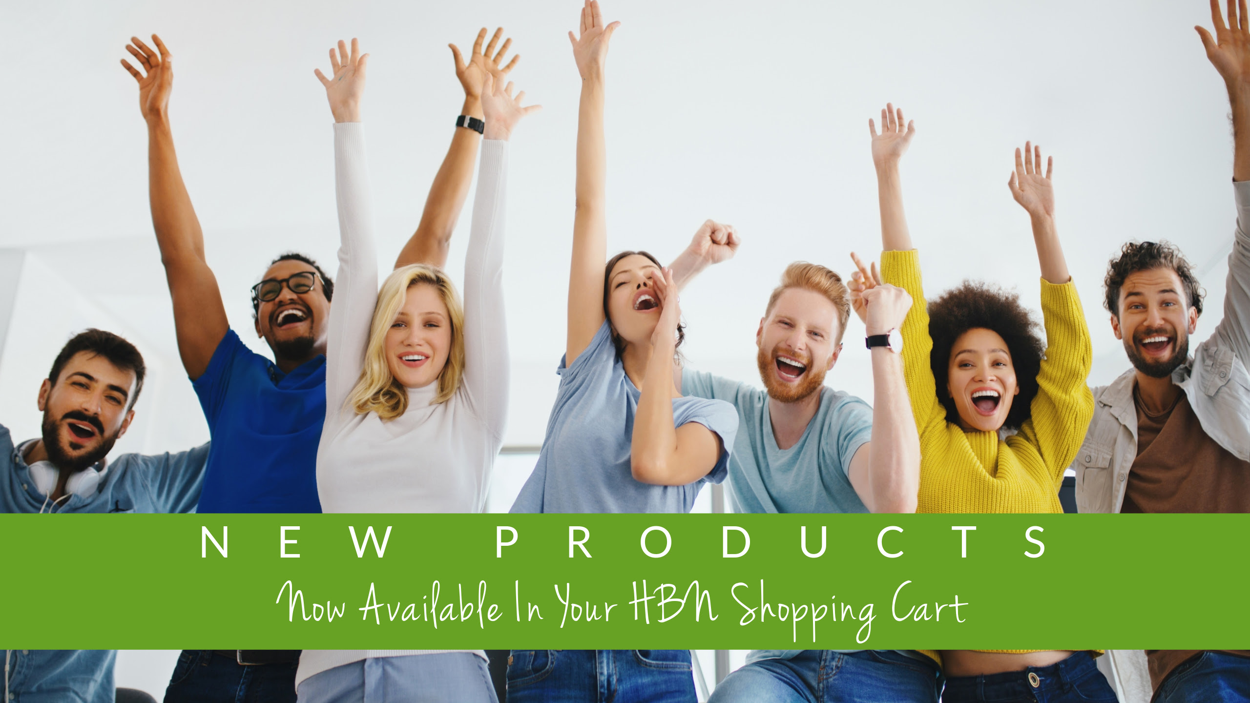 New Products with HBN